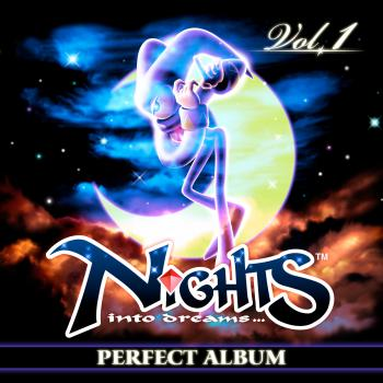 Nights Into Dreams... Perfect Album Vol. 1. Front. Click to zoom.