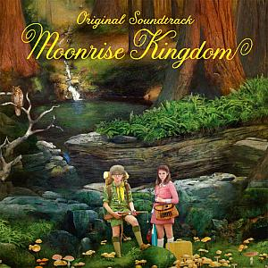 Moonrise Kingdom Original Motion Picture Soundtrack. Лицевая сторона . Click to zoom.