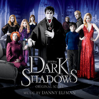 Dark Shadows: Original Score. Передняя обложка. Click to zoom.