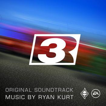 Real Racing 3 Original Soundtrack. Front. Click to zoom.