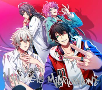 Enter the Hypnosis Microphone [Limited Edition Drama Track Edition]. Front. Click to zoom.