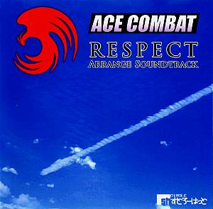 ACE COMBAT RESPECT Arrange Soundtrack. Обложка. Click to zoom.