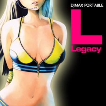 DJMAX Portable Legacy. Front. Click to zoom.
