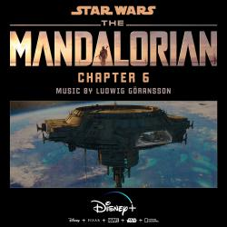 Mandalorian: Chapter 6 Original Score, The. Передняя обложка. Click to zoom.