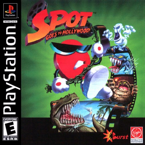 Psx Ripped Games Snesorama: Spot Goes To Hollywood (PSX) Game Rip. Soundtrack From