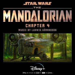 Mandalorian: Chapter 4 Original Score, The. Front. Click to zoom.