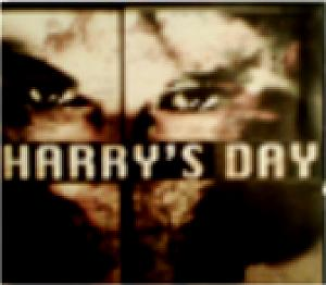 Harry's Day. Обложка. Click to zoom.