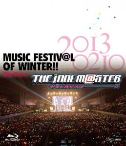 THE IDOLM@STER MUSIC FESTIV@L OF WINTER!! Day Time, The. Front. Click to zoom.