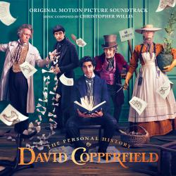 Personal History of David Copperfield Original Motion Picture Soundtrack, The. Передняя обложка. Click to zoom.