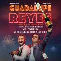 Guadalupe Reyes Original Motion Picture Soundtrack. Передняя обложка. Click to zoom.