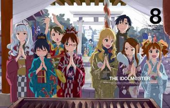 THE IDOLM@STER WINTER C@RNIVAL!, The. Front & Back. Click to zoom.