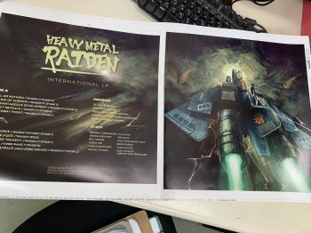 HEAVY METAL RAIDEN INTERNATIONAL LP. Case Front & Back (proof). Click to zoom.