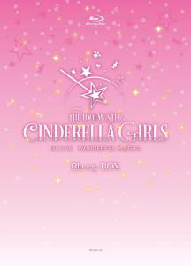 THE IDOLM@STER CINDERELLA GIRLS 1stLIVE WONDERFUL M@GIC!! Blu-ray BOX [Limited Edition], The. Front. Click to zoom.