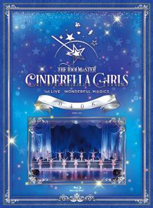 THE IDOLM@STER CINDERELLA GIRLS 1stLIVE WONDERFUL M@GIC!! 0406, The. Front. Click to zoom.
