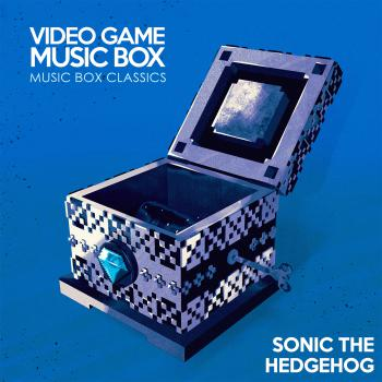 Music Box Classics: Sonic the Hedgehog. Front. Click to zoom.