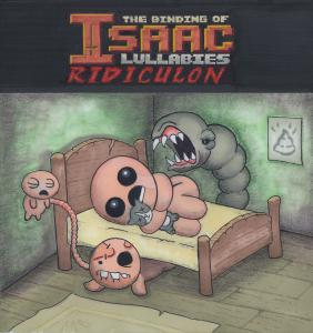 Binding Of Isaac - Lullabies, The. Front. Click to zoom.
