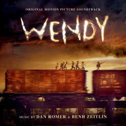 Wendy Original Motion Picture Soundtrack. Передняя обложка. Click to zoom.