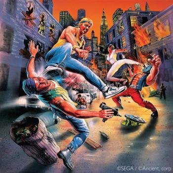Streets of Rage (Remastered). Front. Click to zoom.