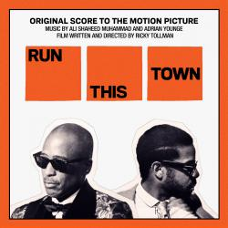 Run This Town Original Score to the Motion Picture. Передняя обложка. Click to zoom.