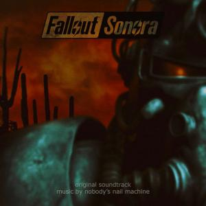 Fallout: Sonora Soundtrack . Лицевая сторона . Click to zoom.
