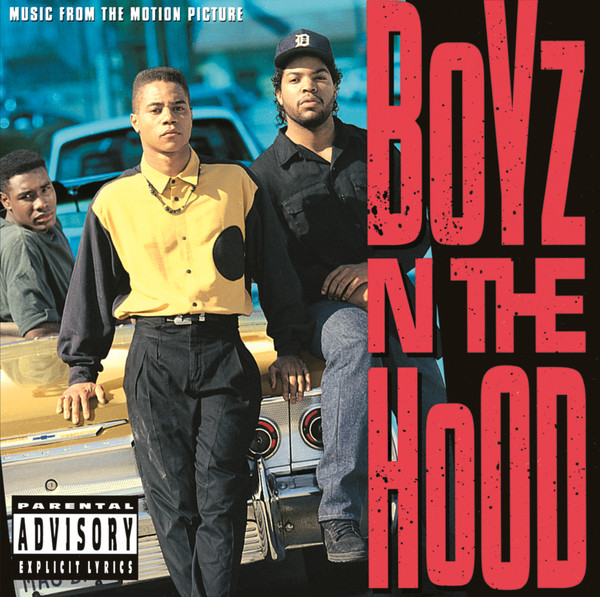 boyz n the hood music from the motion picture
