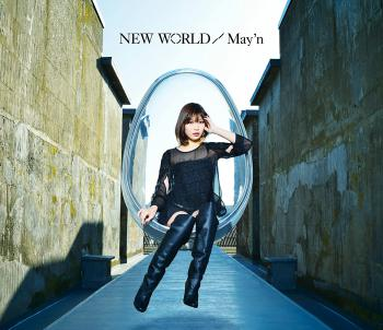 NEW WORLD / May'n [Limited Edition]. Front. Click to zoom.