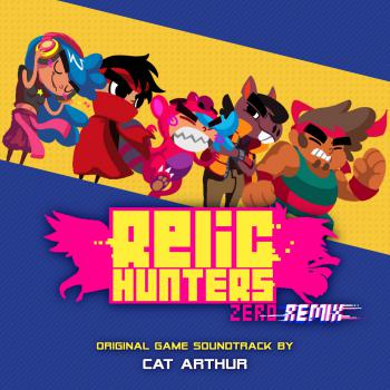 Relic Hunters Zero: Remix Original Game Soundtrack. Front. Click to zoom.