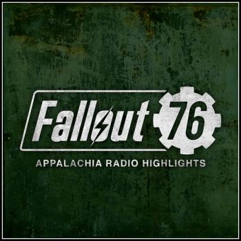 Fallout 76: Appalachia Radio Soundtrack Highlights. Front. Click to zoom.