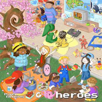 Heroes. Front (small). Click to zoom.