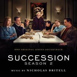 Succession: Season 2 Music from the HBO Series. Передняя обложка. Click to zoom.