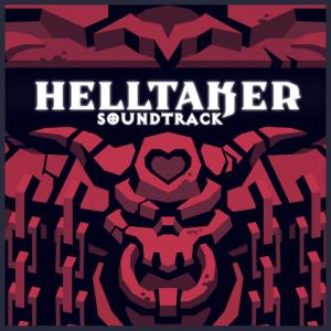 Helltaker Soundtrack. Лицевая сторона . Click to zoom.