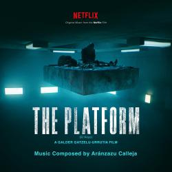 Platform El Hoyo Original Motion Picture Soundtrack, The. Передняя обложка. Click to zoom.