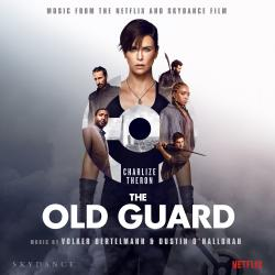 The Old Guard Music from the Netflix and Skydance Film. Передняя обложка. Click to zoom.