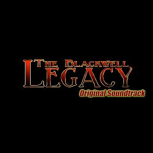 Blackwell Legacy Soundtrack. Лицевая сторона . Click to zoom.