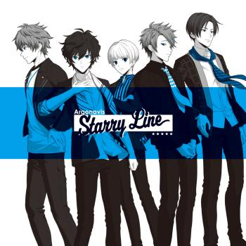 Steady Goes! Primitive Ver. / Argonavis. Front . Click to zoom.