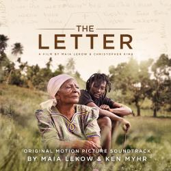 The Letter Original Soundtrack. Передняя обложка. Click to zoom.