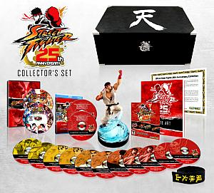 Street Fighter 25th Anniversary Collector's Set [Limited Edition]. Preview. Click to zoom.