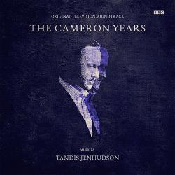 The Cameron Years Original Television Soundtrack. Передняя обложка. Click to zoom.