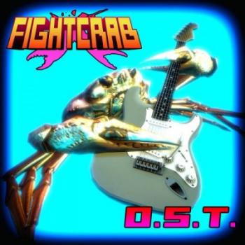 Fight Crab Soundtrack. Front (small). Click to zoom.