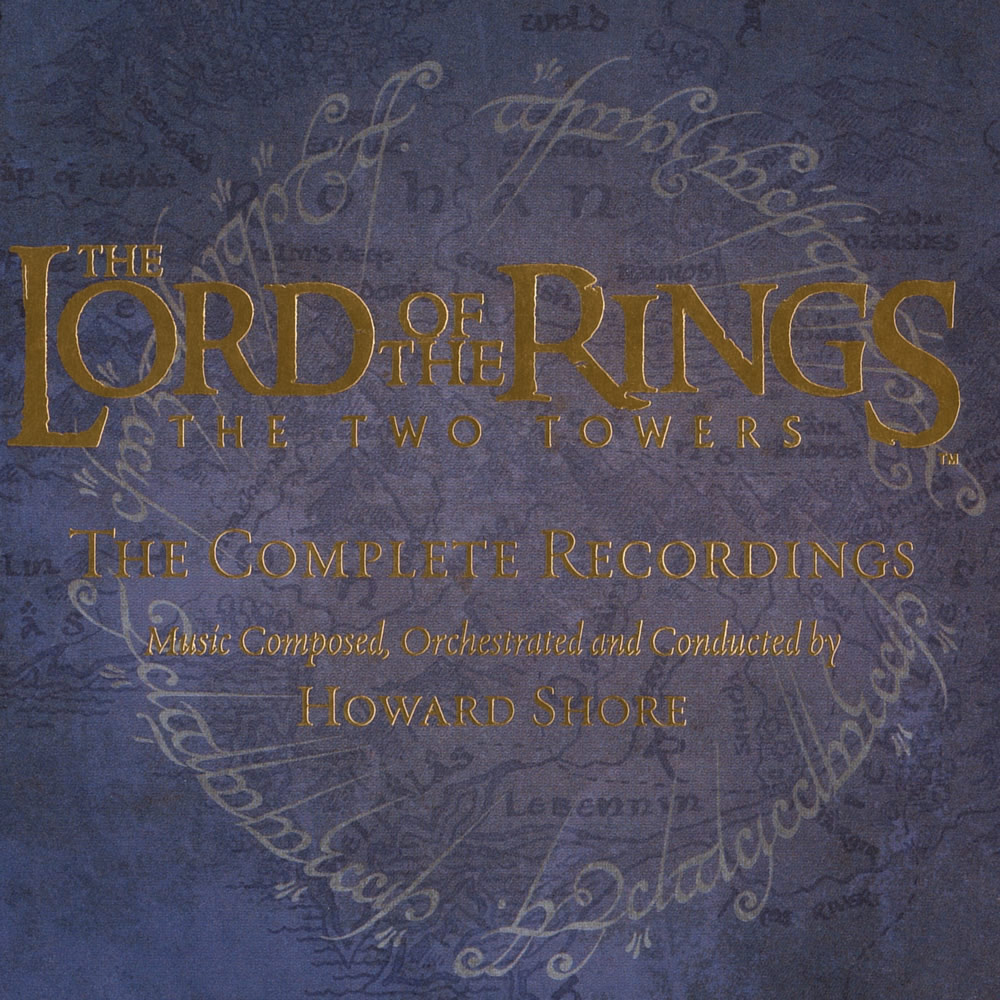 Lord of the rings the two towers the complete recordings the