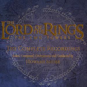 The Lord Of The Rings The Two Towers Original Motion