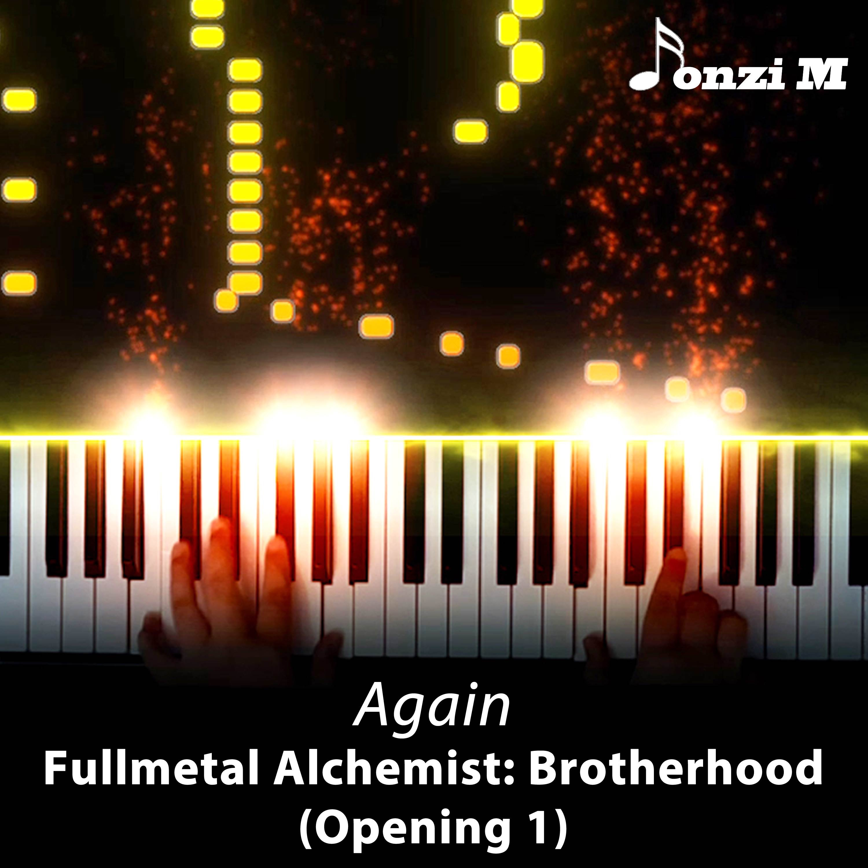 "Again From ""Fullmetal Alchemist: Brotherhood"" Opening 1 - Single музыка из фильма"