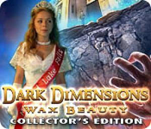 Dark Dimensions: Wax Beauty Collector's Edition. Лицевая сторона . Click to zoom.
