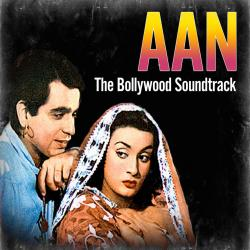 AAN the Bollywood Soundtrack. Передняя обложка. Click to zoom.