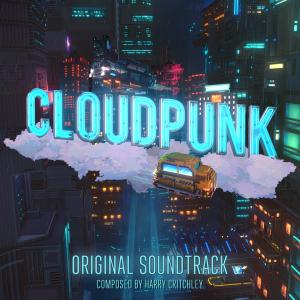 Cloudpunk Soundtrack. Лицевая сторона. Click to zoom.