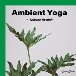 Ambient Yoga 〜Balance in the Mind〜. Передняя обложка. Click to zoom.