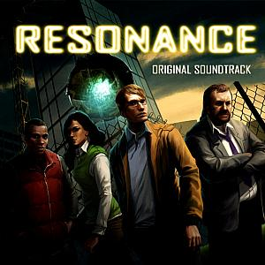 Resonance Original Soundtrack. Лицевая сторона . Click to zoom.
