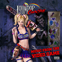 Lollipop Chainsaw: Music From the Video Game. Передняя обложка. Click to zoom.