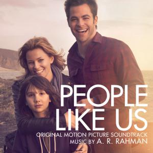 People Like Us Original Motion Picture Soundtrack. Front. Click to zoom.