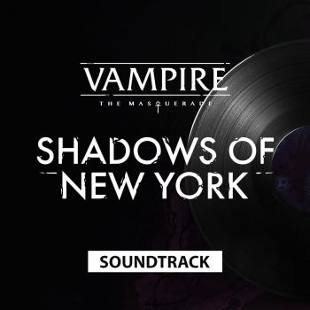 Vampire: The Masquerade - Shadows of New York Soundtrack. Front . Click to zoom.